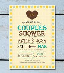 couples bridal shower and wedding shower invitations uc918 info