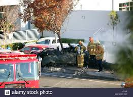 paul walker crash scene the aftermath of the tragic car crash