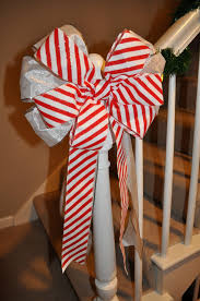 big christmas bows make your own decorative bow easily