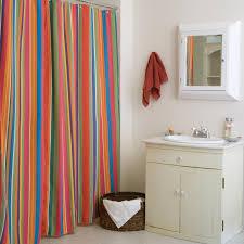 orange shower curtain liner home decorating interior design