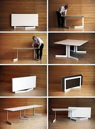 collapsing dining table home design appealing collapsing dining table 17 foldable home
