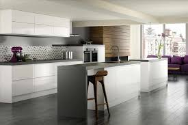 gray kitchens with white cabinets modern white and gray kitchen caruba info