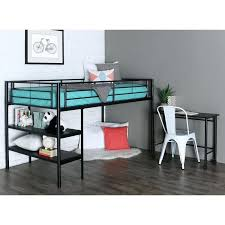 bunk bed table attachment lofted bed shelf ikea svarta loft bed shelf finestdir info