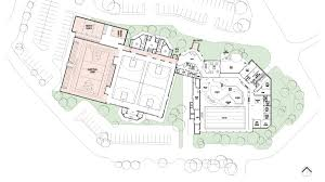 Basketball Court Floor Plan 4 4m For New Leisure Centre Basketball Squash Courts Port