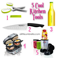 put a little umbrella in your drink 5 cool kitchen tools you didn