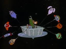 The Little Toaster Goes To Mars Floating Disney Wiki Fandom Powered By Wikia