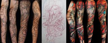 wicked full sleeve tattoos in 2017 real photo pictures images