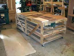 Ideas For Workbench With Drawers Design Workbench Storage Ideas Workbench With Storage Outdoor Storage