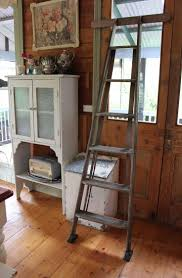 Library Ladders 127 Best Ladders Images On Pinterest Old Ladder Stairs And