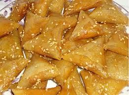 cuisine marocaine brick briouats au miel recettes de desserts cuisine marocaine