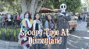 fall time at disneyland october 2015 youtube
