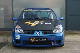 renault clio sport race car on renault images tractor service