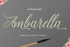 best free script fonts for logo design u0026 logotypes fonts