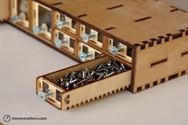 plywood design steven mattern design build organizer box 3 0 u2013 birch plywood