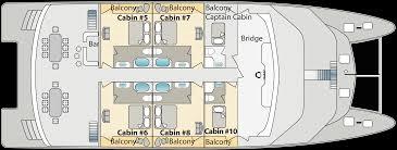 100 catamaran floor plan roger hill yacht design catamaran