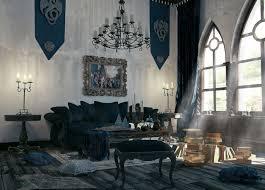 design style gothic style interior design ideas