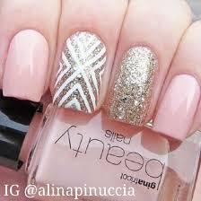 White Pink Nail 37 Beautiful Pink Glitter Nail Ideas Nail Design Ideaz