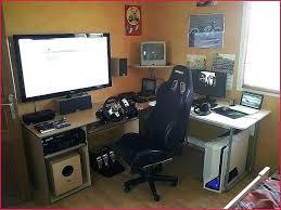 pc bureau gamer bureau d angle gamer bureau dangle en dim bureau d angle gamer