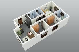 3 bedroom home floor plans 3d 3 bedroom house plans tagged modern house plans 3 bedroom house