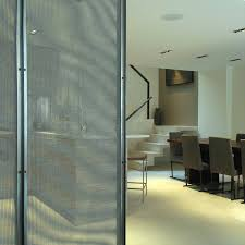 interior partition interior fitting woven wire fabric for partition walls