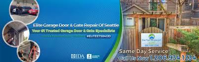 Technology Garage by Elite Garage Door U0026 Gate Repair Of Seattle Wa U0026 King County