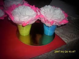 Serviette En Papier Fleur by Bienvenue Chez Crochetou Decorations Diverses Fleurs En Papier