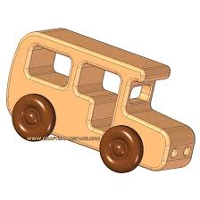 Making A Wooden Toy Truck by Simple Toy On Wheels Plans