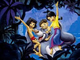disney tarzan jungle book cartoons