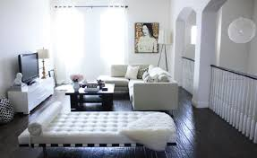 barcelona bench contemporary living room made by