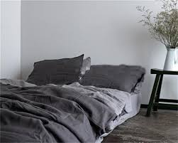 French Bed Linens Duvet Covers Natural Pure Washed Linen Duvet Cover French Bed Linen Duvet