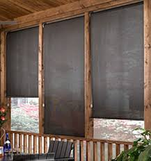 patio outdoor blinds roll up patio blinds