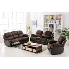 Two Tone Reclining Sofa Camilla Two Tone Recliner Sofa Jcpenney