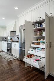 wooden kitchen pantry cupboard 75 beautiful kitchen pantry pictures ideas april 2021