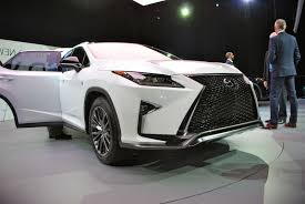 lexus rx 350 engine problems 2018 lexus rx 350 engine upgrade usautoblog usautoblog