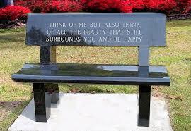 memorial benches memorial benches philadelphia tombstones headstones