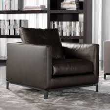 Minotti Andersen Sofa Andersen Armchair Designed By Rodolfo Dordoni Minotti Orange Skin