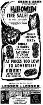 vintage euclid halloween 1965 ads the euclid boo blog