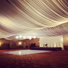 draped ceiling ceiling draping traditional wedding ceiling