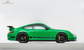 porsche 911 gt3 rs green used 2008 porsche 911 gt3 997 for sale in guildford pistonheads