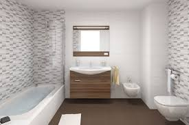Types Of Bathrooms Pros And Cons Of Various Bathroom Floor Tile Types Interior Design