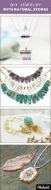 Make Your Own Jewelry Store - 25 unique natural stone jewelry ideas on pinterest stone