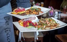 service de cuisine grand cafe plate service picture of restaurant partycentrum de