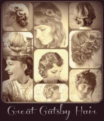roaring twenties hair styles for women with long hair how to hair girl 1920 s hairstyles archives