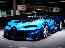 future bugatti this is the bugatti vision gran turismo with 250mph top speed