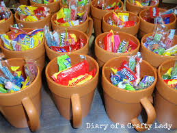 gift mugs with candy diary of a crafty appreciation pencil bouquet