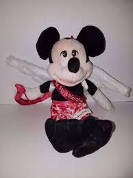 s day mickey mouse walt disney world s day mickey mouse cupid plush ebay