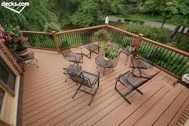 decking railing types deckstore