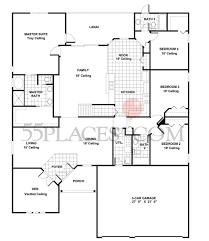 carrington ii floorplan 3078 sq ft wellington at seven hills