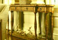 sanctuary 4 drawer console table small foyer decor dallas exterior window trim with traditional