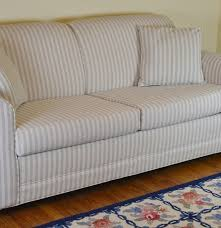 full size sleeper sofa with stearns u0026 foster mattress ebth